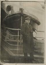 Ténor Karl Jörn (1873-1947), New York  1910,  atlantic-photo-co , Berlin