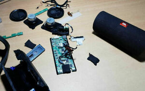 ORIGINAL JBL flip 4 Parts Main Board/Speaker/Battery/Charging AUX Port etc.