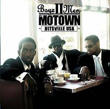 Boyz II Men - Motown Hitsville USA [CD]