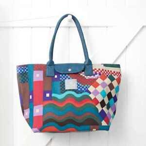 Ladies Collier Campbell London Geo Jewel Multi Accessories Large Shoulder Bag