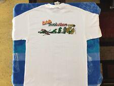 "NEW  Men's -Tabasco 🌶Pepper Sauce! ""EVOLUTION "" T-Shirt! Sz.XXL"