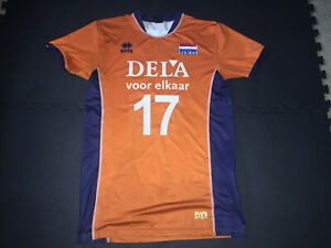 ERREA HOLLAND MATCH ISSUE VOLLEYBALL JERSEY