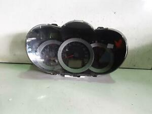 TOYOTA RAV4 INSTRUMENT CLUSTER INSTRUMENT CLUSTER, 2.4, AUTO T/M TYPE, 2AZ-FE, A