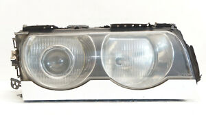 *READ*98-01 OEM BMW 7 Ser Right Passenger Side Xenon Headlight 1305630326*AS-IS*