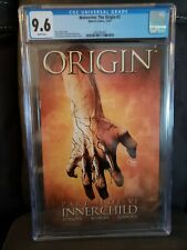 Wolverine: The Origin 2 CGC 9.6 NM+ with White Pages (X-Men, X-Force)