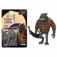 The Nightmare Before Christmas Wolfman ReAction 3 3/4-Inch Retro Action Figure
