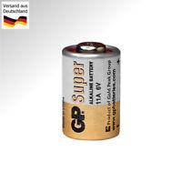 2x Batterie 6 Volt Hörmann HSE2 Garagen Tor Hand Sender Funk 40,685 & 868,3 MHz