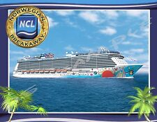 2.5x3 NORWEGIAN CRUISE LINE (any ship) -  Travel Souvenir Flexible Fridge Magnet