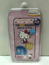 Sanrio licensed Hello Kitty Tempered Glass Screen Protector For iphone6/6s