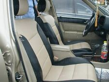 VOLVO S40 2000-2004 LEATHER-LIKE CUSTOM FIT SEAT COVER