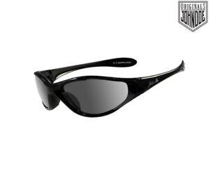 John Doe Herren Sonnenbrille Sunglasses Memphis Basic JD013 Schwarz
