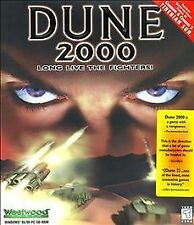 Dune 2000 (PC, 1998) Disc only