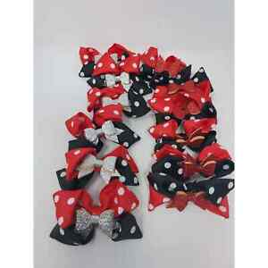 Micky Mouse Disney Character Hair Clips (12 pack) Wholesale