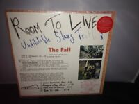 """The Fall """"Room To Live"""" 2016, Vinyl, LP, Reissue, NEW, Sealed, Mint, M.E.S."""