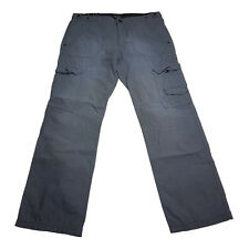 Esprit Mens Pants Size 34 / 32 Multi-Colour Plaid Check Pants Cargo