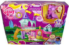 My Little Pony Crystal Princess Palace Playset MIB Twilight Sparkle Horse Toy!