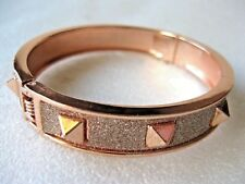 BANGLE BEAUTIFUL SPARKLES  COPPER GOLD COLOR Perfect