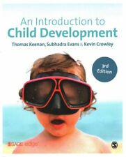 An Introduction to Child Development by Thomas Keenan 9781446274026