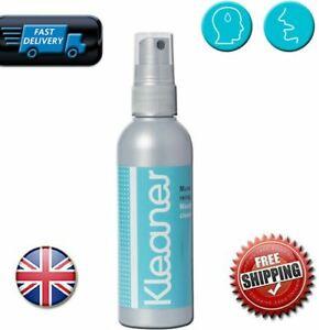 Kleaner Mouthwash Saliva Spray & Skin Cleansing Detox Toxin Remover 30ml 100ml ✅