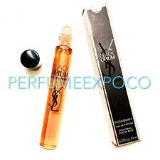 YSL BLACK OPIUM Women Perfume 0.33oz -10ml EDP Rollerball *NEW IN BOX* (BG05