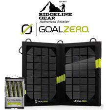 GOAL ZERO Guide 10 Plus Solar Recharging Kit USB / AA / AAA Battery Charger