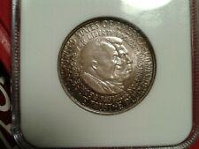 1952 washington carver commemorative half dollar ngc ms66 nice original tone