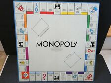 1961 Monopoly Replacement Game Board