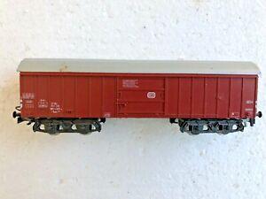 Märklin H0 4460 Schwenkdachwagen DB, 4 A,16 cm mit Beschädigungen s.Fotos,