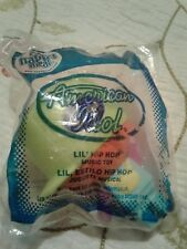2008 American Idol McDonalds Happy Meal Toy Lil' Hip Hop #4