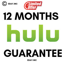⭐SALE⭐ Hulu PREMIUM + LIVE TV| 12 months | limited ads | + gifts-{60 SOLD}