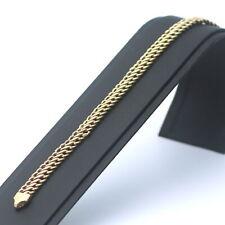 Armband 333 Gold 8 Kt Gelbgold 20,5 cm 7,3 Gramm Wert 580,-