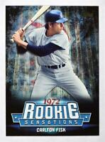 2015 Topps Update Rookie Sensations #RS5 Carlton Fisk - NM-MT