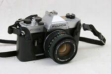 Fujica STX-1n 35mm SLR camera X-Fujinon 50mm f1.9 tested