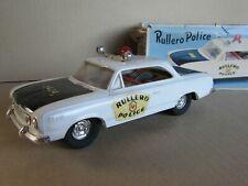 257A Fertol Rullero Argentine Renault Torino 380W Police L 21,3 cm + Boite