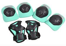 Schutzausrüstung Set Protektoren Knieschoner Schoner Inline Skates XS-L H210