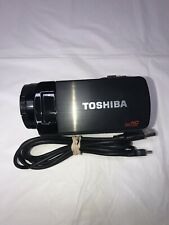 Toshiba Camileo X400 High Definition Camcorder