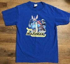 Inazuman generation kikaida Hawaii-Television Series 1973 T-shirt-Sz. Medium (A)