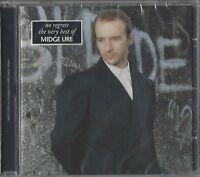 MIDGE URE / NO REGRETS - THE VERY BEST OF * NEW & SEALED CD * NEU *