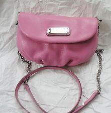 NWT MARC BY MARC JACOBS Crossbody - New Q Karlie Purse Handbag Pink Bubblegum