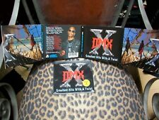 DMX- Greatest Hits With A Twist - Deluxe Edition CD Rap / Hip Hop What's my name