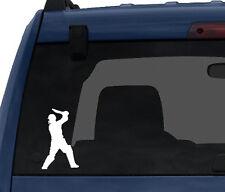 Cricket Player #3 - Batter Batsman Shot Score Wicket - Car Tablet Vinyl Decal