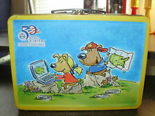 "2000 Nice! ""50 State Quarters US Mint"" Metal Lunchbox"