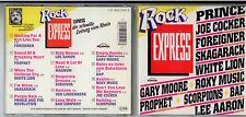 Rock Express-RARE WEST GERMANY CD POLYPHON-Lee Aaron/White Lion/Skagarack...