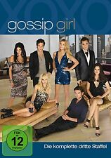 GOSSIP GIRL, Staffel 3 (5 DVDs) NEU+OVP