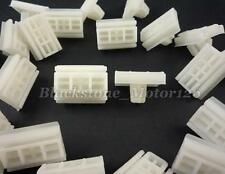 50x Side Protector Moulding Clip Plastic Retainer For Honda Accord 75306-SDA-A01