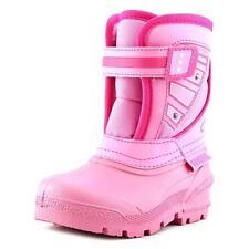 Scarpe Stivali rosa sintetico per bambine dai 2 ai 16 anni