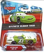 EASY IDLE #51 Les pneus en caoutchouc pneumatiques UK! DISNEY CARS 1 2 3 KMART Diecast 1:55