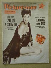 PICTUREGOER 1955 SEPT 17 VICOR MATURE ESTHER WILLIAMS EDMUND PURDOM GEORGE NADER