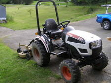 BOBCAT CT122 Compact Tractor Service and Operation  Manual CD