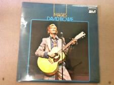 DAVID BOWIE Images Deram DPA 3017 - early recordings - 1975 double LP